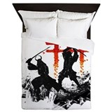 Ninja Luxe Full/Queen Duvet Cover