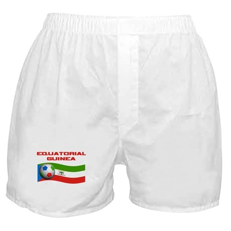 TEAM EQUATORIAL GUINEA WORLD CUP Boxer Shorts