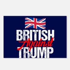 British Against Trump Postcards (Package of 8)
