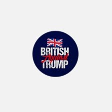British Against Trump Mini Button