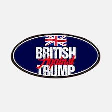 British Against Trump Patch