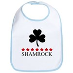 Shamrock (red stars) Bib