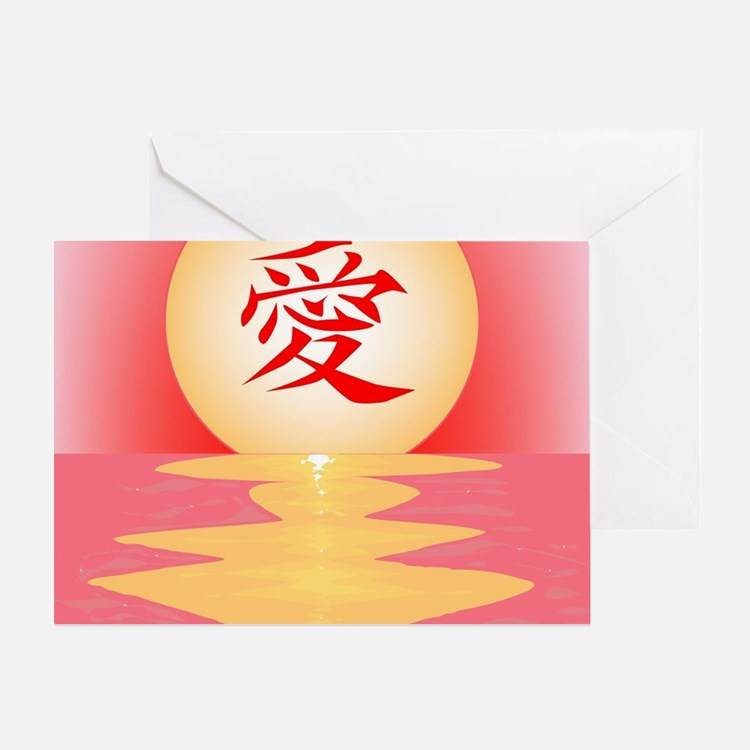 Cute Romantic romance Greeting Card