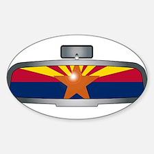 Driving Through Arizona Decal