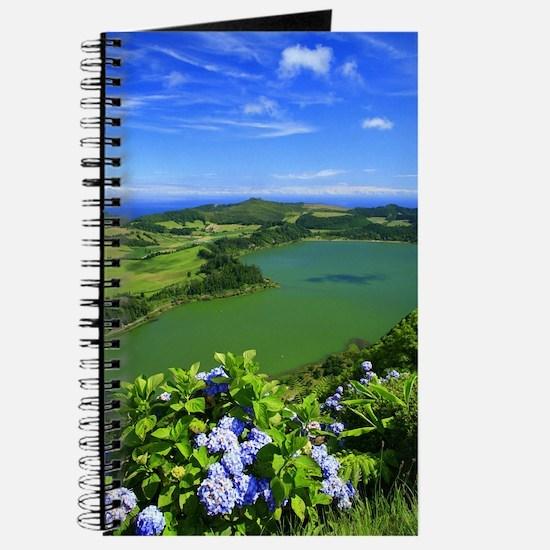 Furnas lake Journal