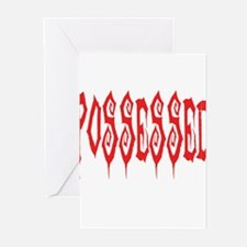 Possessed Greeting Cards (Pk of 20)