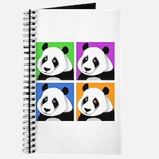 Panda Bear Squares Journal