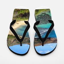 Hanauma Bay Hawaii Flip Flops