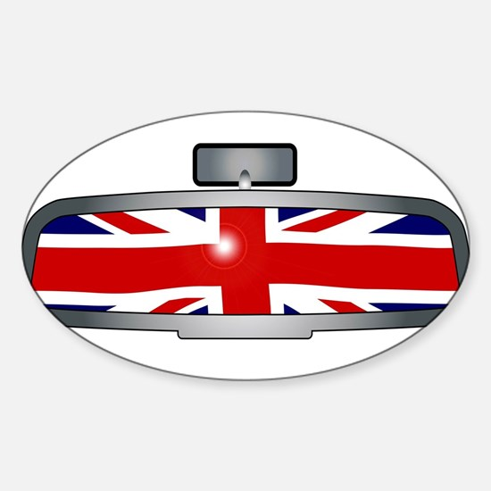 Driving Through Britain Decal