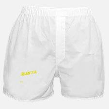 SHANIYA thing, you wouldn't understan Boxer Shorts