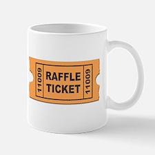 Raffle Ticket Mugs