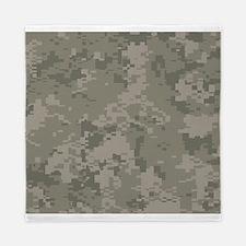 Army Camo Queen Duvet