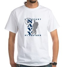 I Support Brother 2 - NAVY Shirt