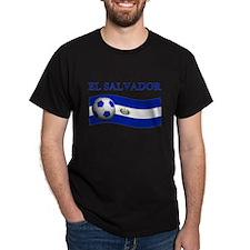 TEAM EL SALVADOR WORLD CUP T-Shirt