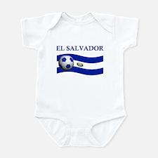 TEAM EL SALVADOR WORLD CUP Onesie