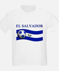 TEAM EL SALVADOR WORLD CUP T-Shirt