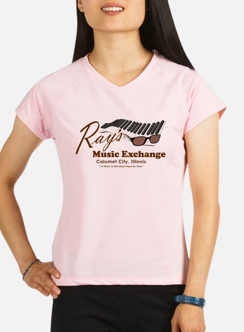 raysmusic Performance Dry T-Shirt