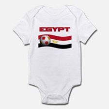 TEAM EGYPT WORLD CUP Infant Bodysuit