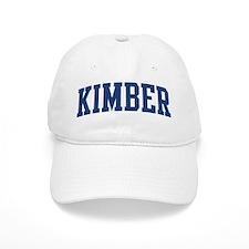 KIMBER design (blue) Baseball Cap