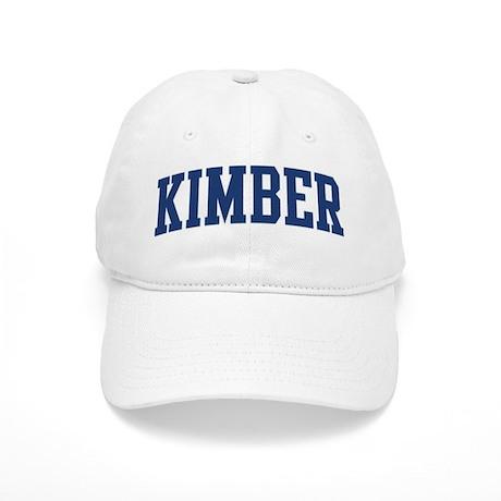 KIMBER design (blue) Cap