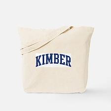 KIMBER design (blue) Tote Bag