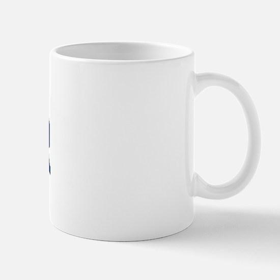 KIMBER design (blue) Mug