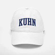 KUHN design (blue) Baseball Baseball Cap