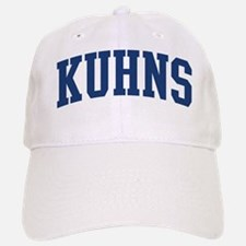 KUHNS design (blue) Baseball Baseball Cap