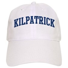 KILPATRICK design (blue) Baseball Cap