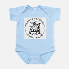 Chariot Racing Infant Bodysuit