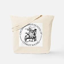 Chariot Racing Tote Bag