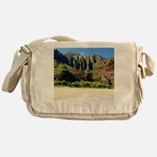 Kalalau Beach Kauai Messenger Bag