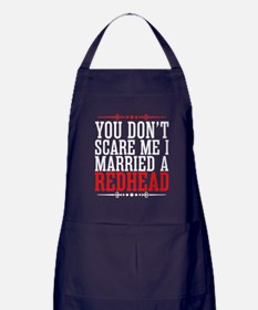 Unique Redheads Apron (dark)