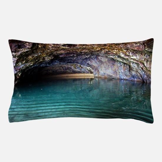 Kalalau Beach Cave Spa Pillow Case