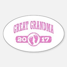 Great Grandma 2017 Decal