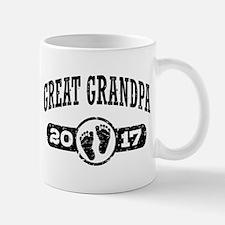 Great Grandpa 2017 Small Small Mug