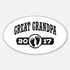 Great Grandpa 2017 Decal