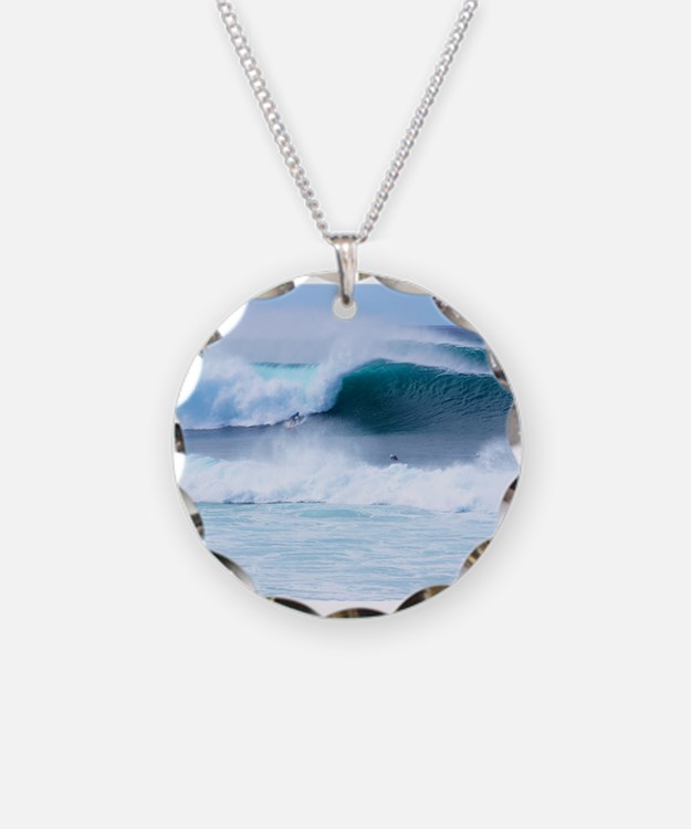 Banzai Pipeline Hawaii Necklace