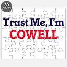 Trust Me, I'm Cowell Puzzle