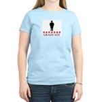 Graduate (red stars) Women's Light T-Shirt