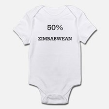 50% Zimbabwean Infant Bodysuit