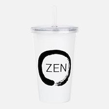 Zen Acrylic Double-wall Tumbler