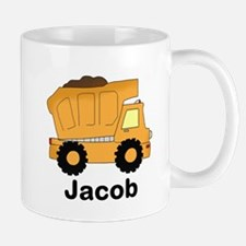 Jacob's Dump Truck Mug