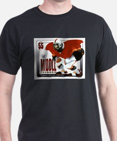 Middle_Linebacker T-Shirt