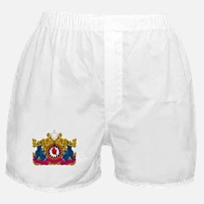Myanmar Coat of Arms Boxer Shorts