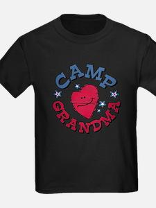 Camp Grandma T