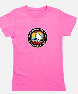 Cool Travel Girl's Tee