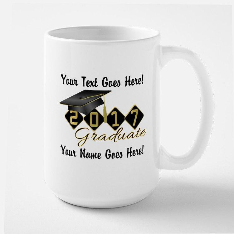 Graduate Black 2016 Mugs