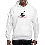 Canoeing (red stars) Hooded Sweatshirt