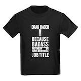 Drag racing Kids T-shirts (Dark)